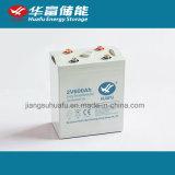 baterías de plomo de fines generales sin necesidad de mantenimiento de 2V 600ah
