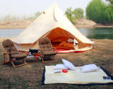 Im Freien kampierendes Rundzelt Soem-