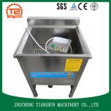 Alimento di pesci elettrico dell'acqua dell'olio dello spaccio di bevande della cucina che frigge la friggitrice della macchina