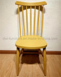 Реплика обедая стул Виндзор металла Hans Wegner мебели кофеего