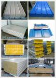 Alta calidad y rápida instalación de estructura de acero de almacén (ZY395)
