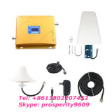 Usine directement Triband d'alimentation 900 1800 2100 MHz 2g 3g 4G Mobile Cell Phone Signal Booster