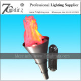Stage LED Flame Light Silk Fake Flame Wall Light