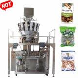Sal de grânulo automática / Feijão / Sementes / Spice // Açúcar de milho de pipoca sachê de embalar alimentos máquina de estanqueidade de enchimento de embalagens