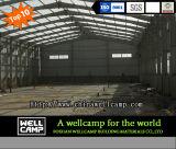 Taller barato de la estructura de acero de la fuente de la fábrica