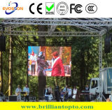 Outdoor Panel Display LED per la pubblicità ed eventi (P10; 960 * 960 millimetri)