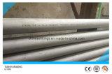 Tubulação sem emenda lisa de aço inoxidável da extremidade 316ti