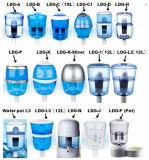 Бутылки воды фильтра воды Ionizer воды очистителя горячего продукта пластичные минеральные устранимые