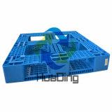 1100X1100 de Fabriek van de lage Prijs leverde direct Industriële Gebruikte Plastic Pallet
