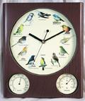 Orologio di parete della stazione metereologica 8912