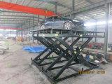 Вращающиеся Car подъемной платформы с верхней части поворотной платформы