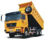 Shacman 6X4 resistente del camión volquete
