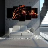 HD afgedrukte Nachtmerrie op de Straat Freddy Painting van de Iep op Beeld mc-075 van de Affiche van het Af:drukken van de Decoratie van de Zaal van het Canvas