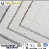 Ручка плитки мозаики глинозема керамическая шестиугольная на сети