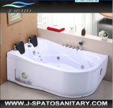 Double personnes Piscine d'eau d'une baignoire à jets hydromassants. (JS-8631)