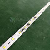 Raya los 60LEDs/M de AC220V-240V SMD2835 LED impermeables