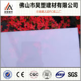 Лист поликарбоната диффузии фабрики Китая сразу светлый для рекламировать коробку СИД