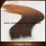 Estensioni all'ingrosso dei capelli del nastro di Balayage