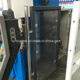 Commande numérique par ordinateur hydraulique de tube d'Emb dépliant Machine100t2500mm
