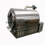 Le plein en acier inoxydable 304 torréfacteur de l'électricité de la machine pour le sarrasin, riz, soja