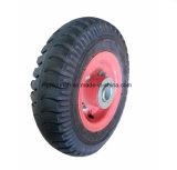 Rodas de borracha inflável pneumático 8 Polegada 2.50-4 Para Trolley Carrinho