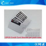 10 держателей кредитной карточки 2 протектора пасспорта