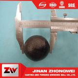 de Bal van het Staal van 5mm150mm, de Hoge Chroom Gegoten Malende Bal van het Staal, de Bal van het Staal van de Test van het Effect