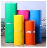 Zak van Mailer van de Zak van de Envelop van de Verpakking van de Kleur van de douane de Blauwe Plastic