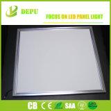 30W 40W 600X600mm Dimmable Epistar LED Instrumententafel-Leuchte mit TUV-Cer-Fahrern