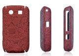 電話ブラックベリー8900のための多用性がある色の版ハウジング(赤かCelosia)
