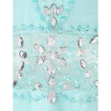 Поезд суда Halter Mermaid Trumpet платья вечера шифоновый с кристаллом