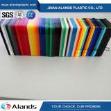 Transparentes Plexiglas-Blatt 1220X2440mm für das Bekanntmachen
