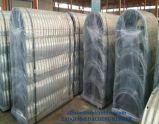 Nistbare galvanisierte Abwasserrohr-Abmessungen