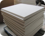 Scheda bianca sottile leggera della fibra di ceramica