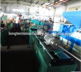 Máquina ondulada de Froming da mangueira do gás/água do metal Dn8-40 flexível