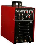 Máquina de soldadura portátil do pulso TIG/MMA da C.C. do inversor (TIG-160P)