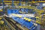 Tanque de lixiviação de mistura Elevado-Eficiente do impulsor duplo