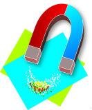 판매를 위한 스피커를 위해 주문 강한 알파철 자석