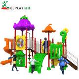 Equipamento de ginásio populares Toddler Playsets parque ao ar livre equipamento exterior