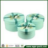 Горячая продавая выдвиженческая круглая бумажная коробка подарка