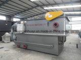 Flottation à air dissous pour la fabrication du papier d'eaux usées de la machine