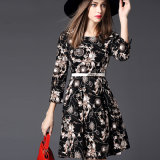 Fashion & Hot Print Women/Ladies Dress