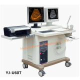 中国の最も新しい製品か製造者の超音波の診断スキャンナーYj-U60t