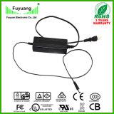 Carregador de bateria do Li-íon do certificado 29.4V 1.8A do UL Fy2941800