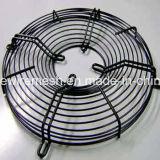 Il PVC ha galvanizzato il collegare saldato bicromato di potassio assiale/la protezione industriale della griglia ventilatore dello scarico