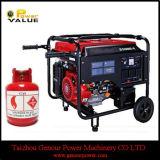 Sale를 위한 가정 Use 중국 3kw 3kVA LPG Silent Generator