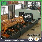 De houten Scherpe Machine van de Zaagmolen van de Lintzaag van Machines Multifunctionele