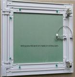 Panneau d'acce2s en aluminium de plafond/panneau d'acce2s plafond de gypse 1200*600mm