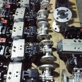 Fabricación de la válvula