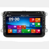 De speciale Dubbele Speler DVD van DIN GPS/Car met de Radio van de Auto MP3